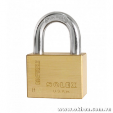 Ổ khóa treo Solex 60MM