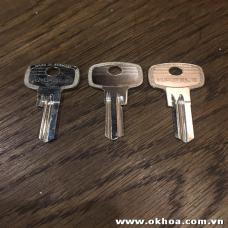 Phôi chìa khóa Hafele