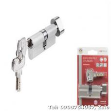 Ruột khoá 1 đầu chìa 1 đầu vặn Häfele 65mm 489.56.003