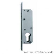 Thân khóa cho cửa trượt đố nhỏ B30/20 Inox mờ 911.26.595